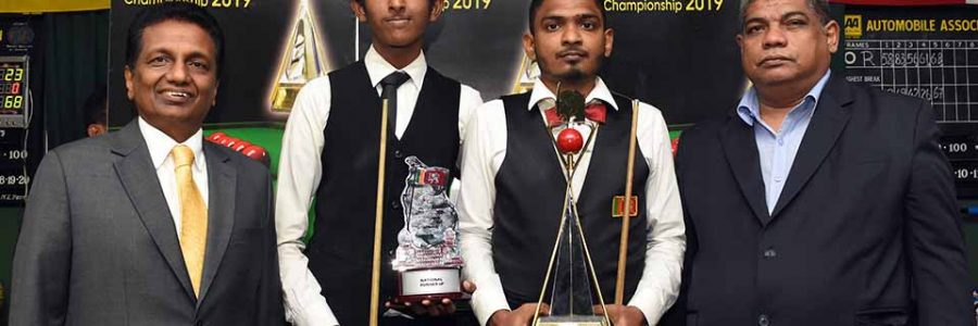 67th National Snooker Championship 2019